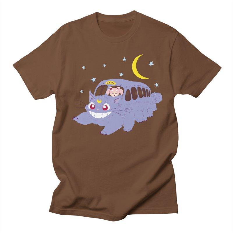 Diana Mobile Men's T-Shirt by machmigo1's Artist Shop
