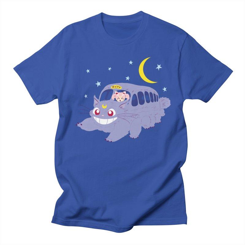 Diana Mobile Men's Regular T-Shirt by machmigo1's Artist Shop