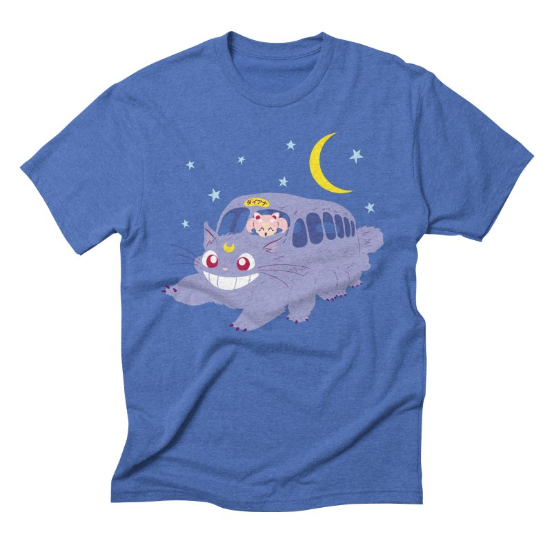 Diana Mobile Men's Triblend T-Shirt by machmigo1's Artist Shop