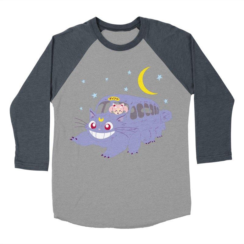 Diana Mobile Men's Baseball Triblend Longsleeve T-Shirt by machmigo1's Artist Shop