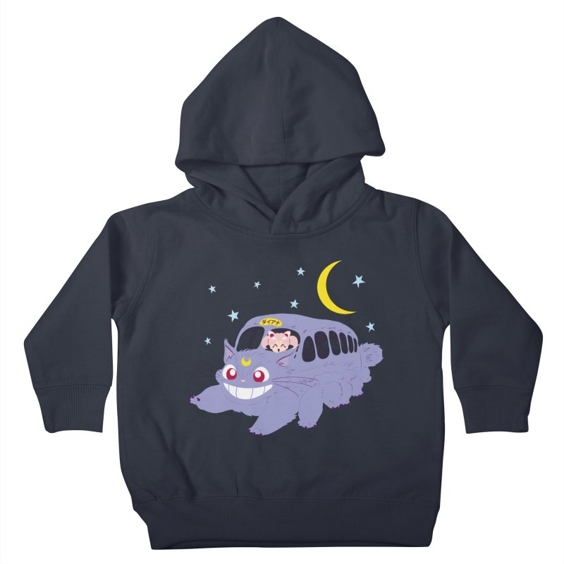 Diana Mobile Kids Toddler Pullover Hoody by machmigo1's Artist Shop