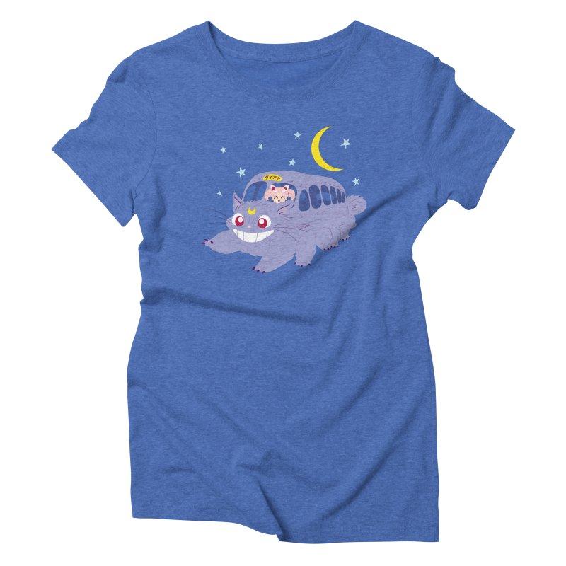 Diana Mobile Women's Triblend T-Shirt by machmigo1's Artist Shop