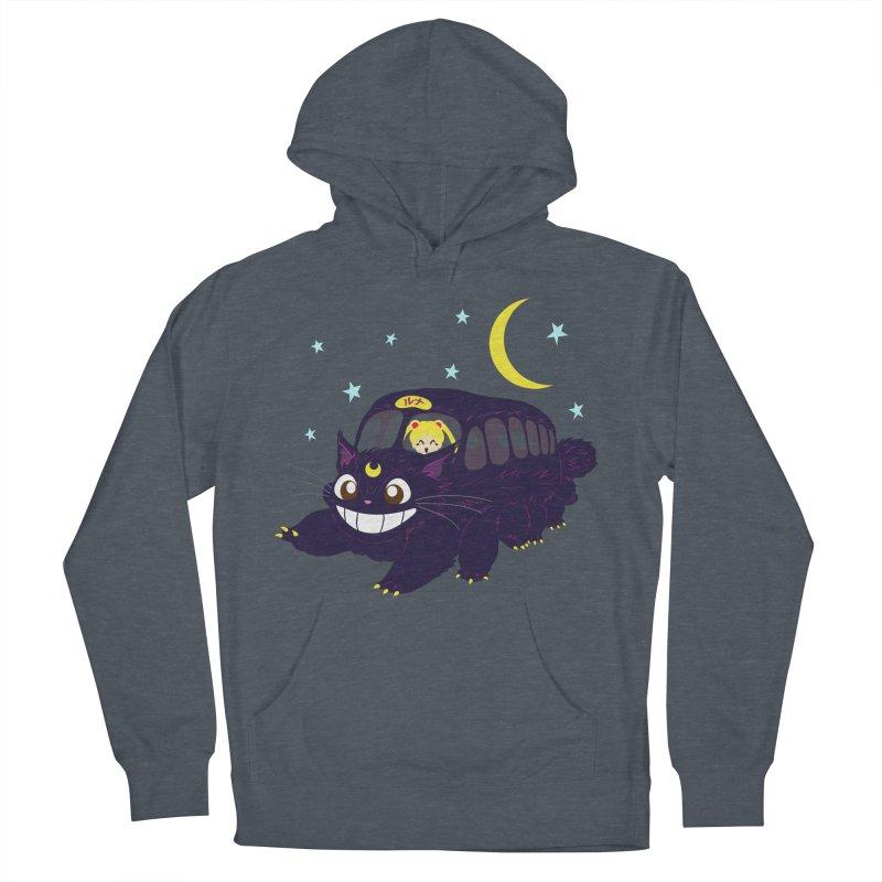 Lunar Express Women's Pullover Hoody by machmigo1's Artist Shop