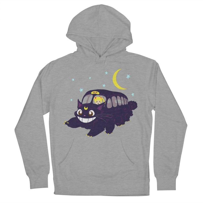 Lunar Express Men's Pullover Hoody by machmigo1's Artist Shop