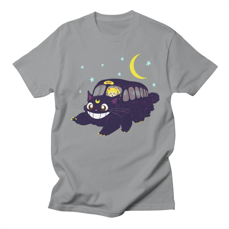 Lunar Express Men's T-shirt by machmigo1's Artist Shop