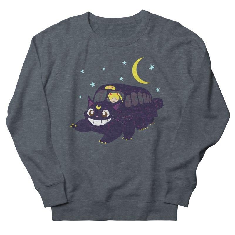 Lunar Express Men's Sweatshirt by machmigo1's Artist Shop