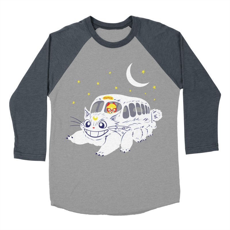Sailor Vehicle Women's Baseball Triblend Longsleeve T-Shirt by machmigo1's Artist Shop