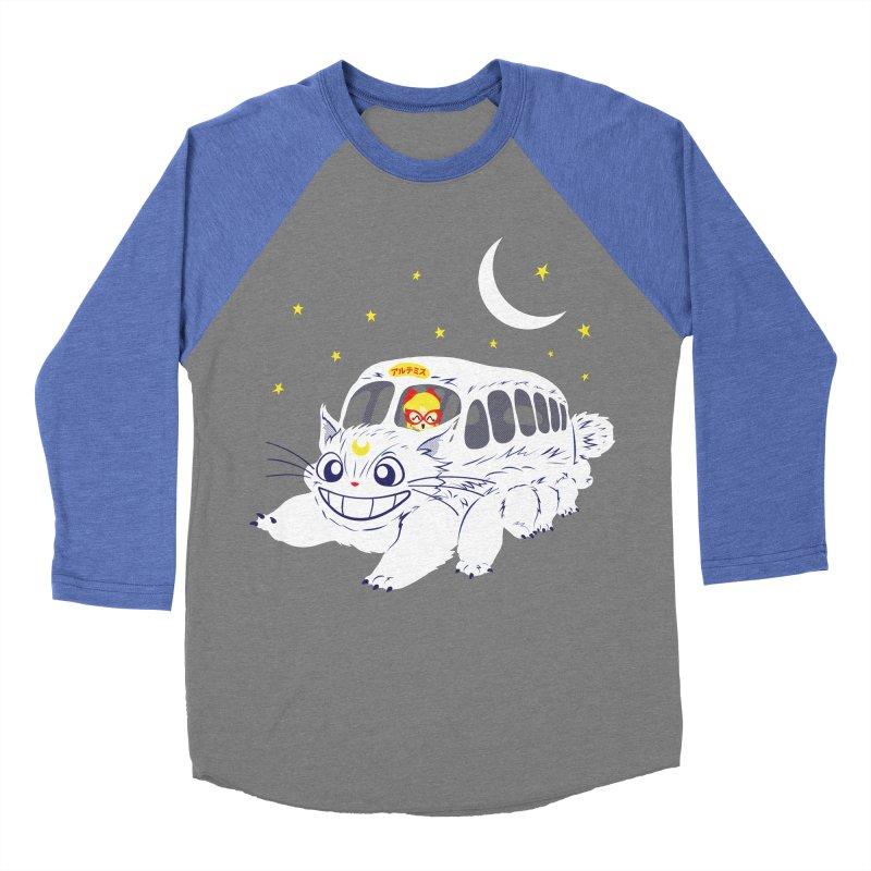 Sailor Vehicle Men's Baseball Triblend T-Shirt by machmigo1's Artist Shop