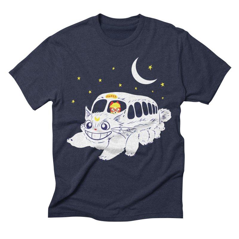 Sailor Vehicle Men's Triblend T-shirt by machmigo1's Artist Shop