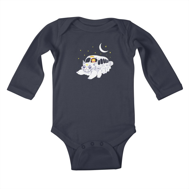 Sailor Vehicle Kids Baby Longsleeve Bodysuit by machmigo1's Artist Shop