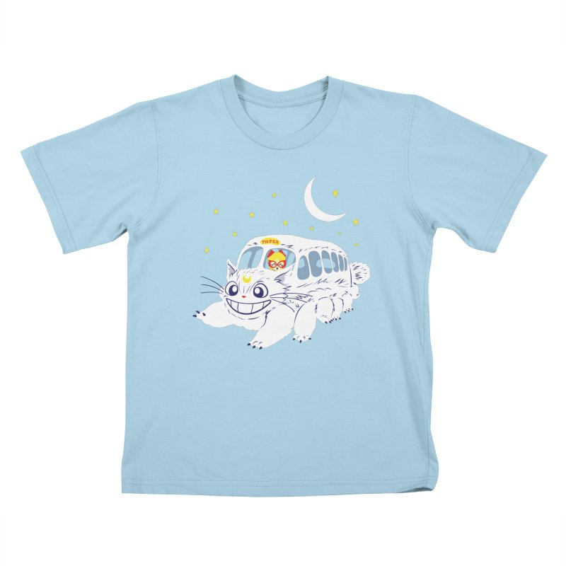Sailor Vehicle Kids T-Shirt by machmigo1's Artist Shop