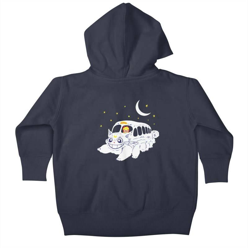 Sailor Vehicle Kids Baby Zip-Up Hoody by machmigo1's Artist Shop
