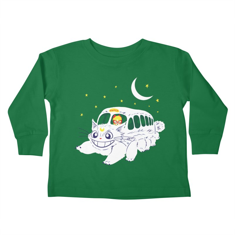 Sailor Vehicle Kids Toddler Longsleeve T-Shirt by machmigo1's Artist Shop