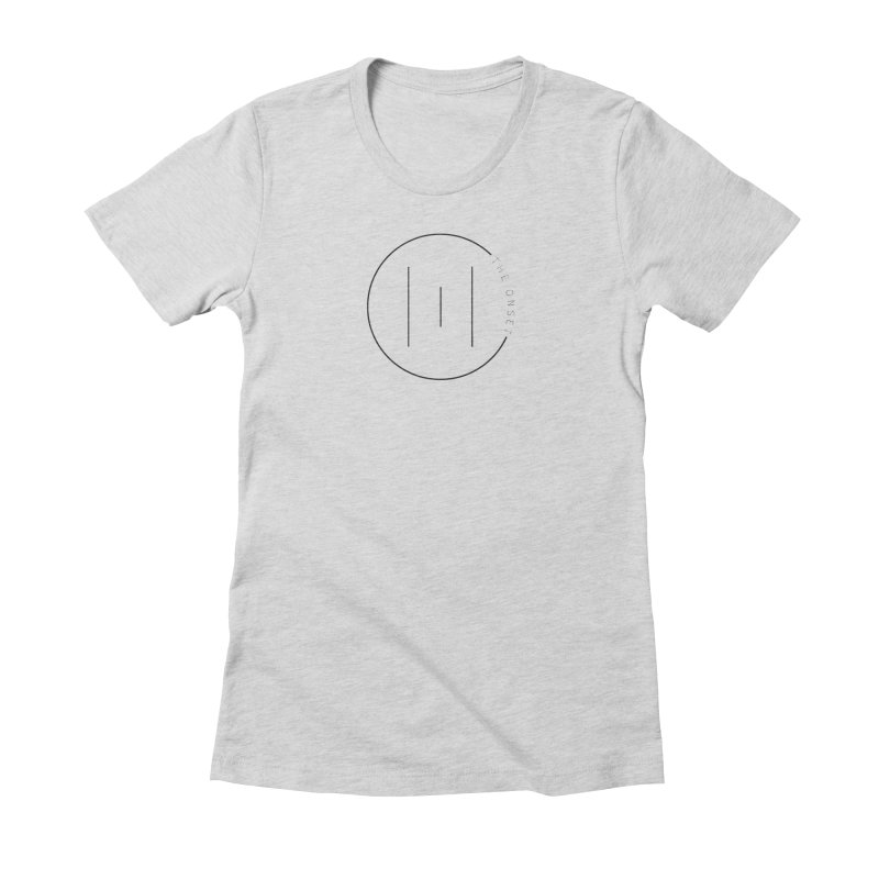Macy McKinzie | The Onset Women's Fitted T-Shirt by Macy McKinzie