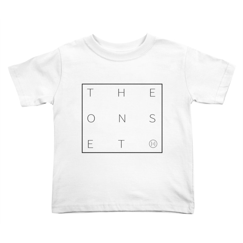 The Onset | Boxed Kids Toddler T-Shirt by Macy McKinzie