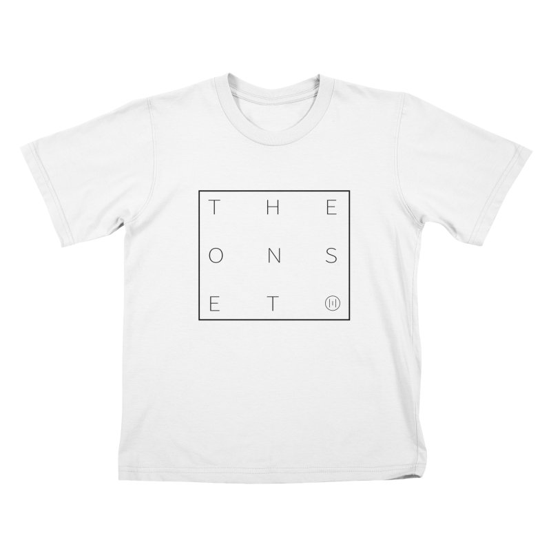 The Onset | Boxed Kids T-Shirt by Macy McKinzie