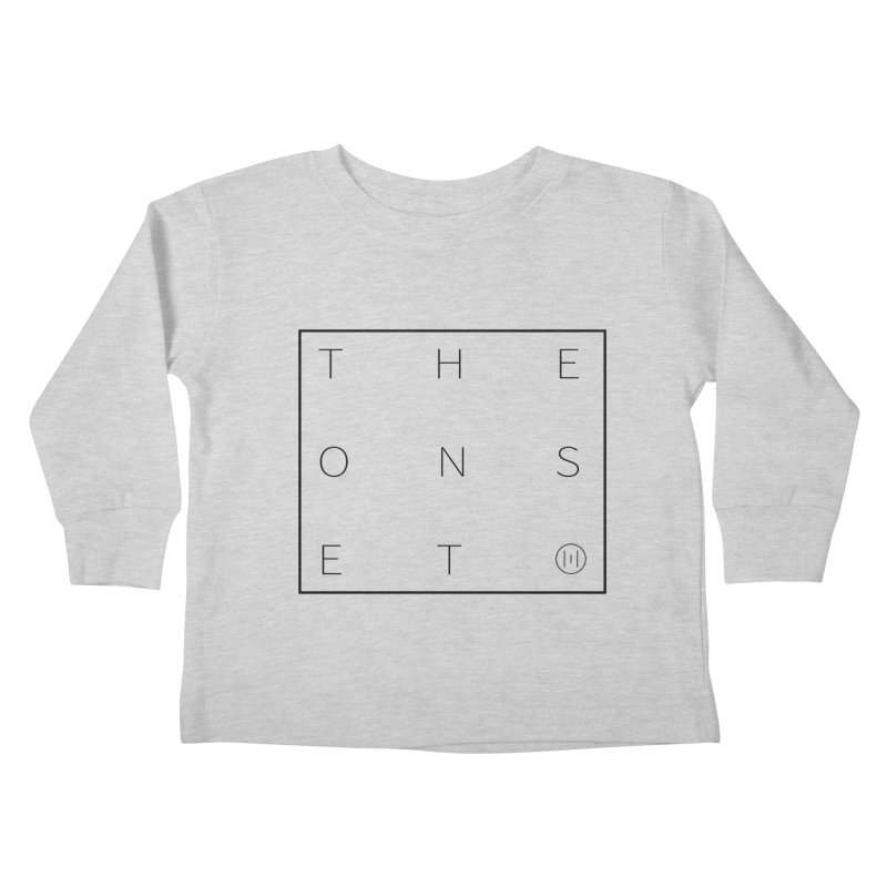 The Onset | Boxed Kids Toddler Longsleeve T-Shirt by Macy McKinzie