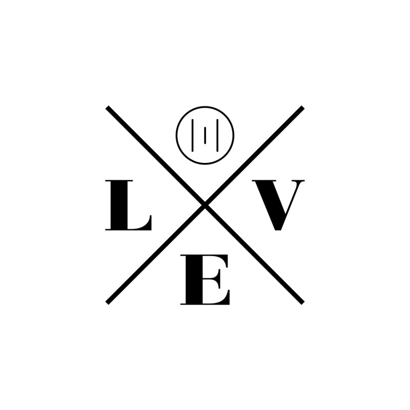 The Onset | Love Men's T-Shirt by Macy McKinzie