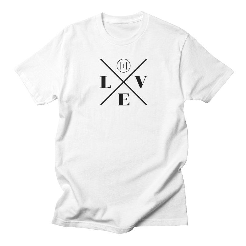 The Onset | Love Men's Regular T-Shirt by Macy McKinzie