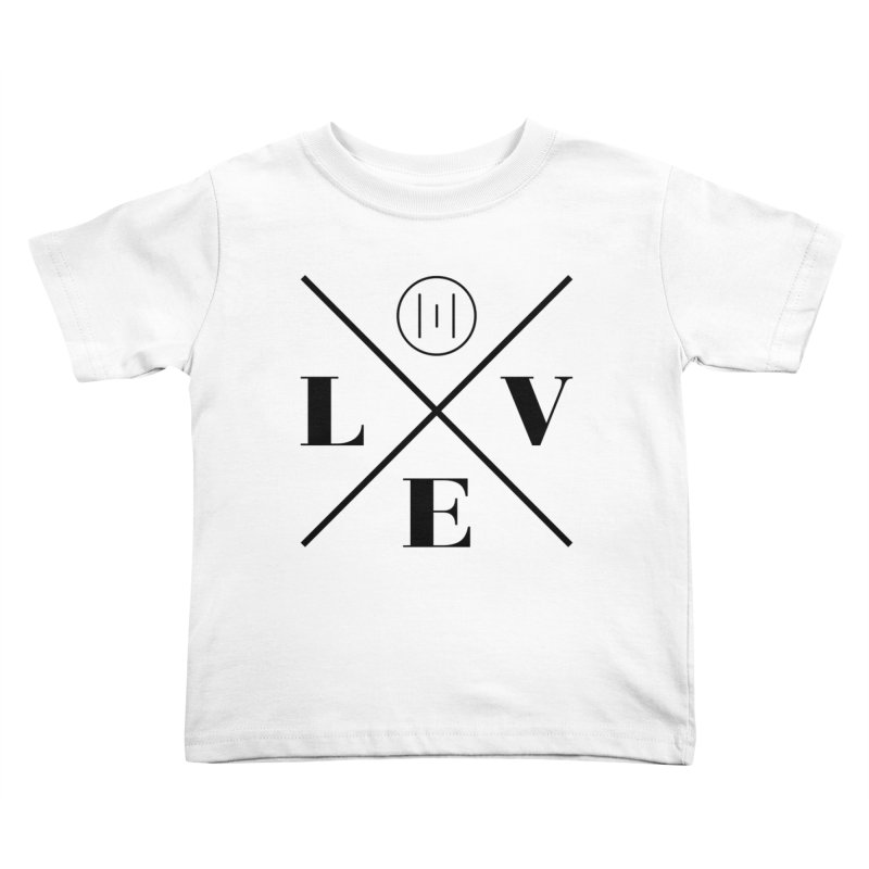 The Onset | Love Kids Toddler T-Shirt by Macy McKinzie