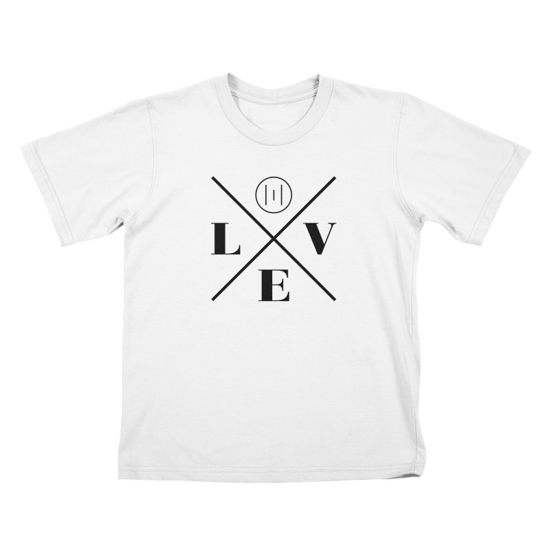 The Onset | Love Kids T-Shirt by Macy McKinzie