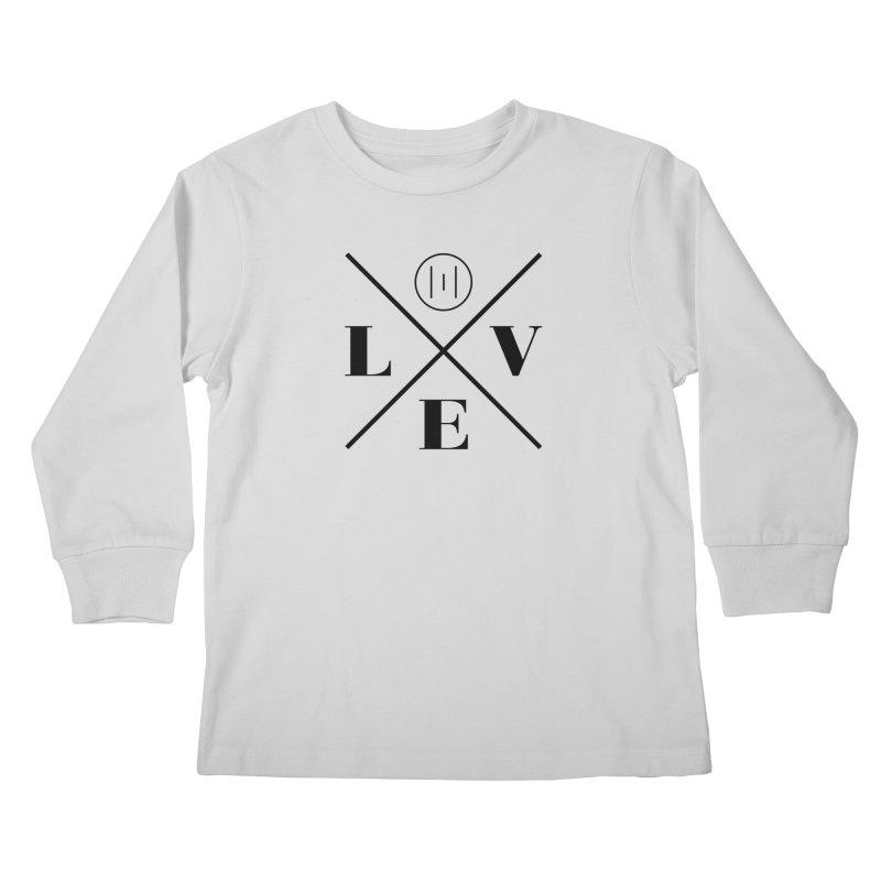The Onset | Love Kids Longsleeve T-Shirt by Macy McKinzie