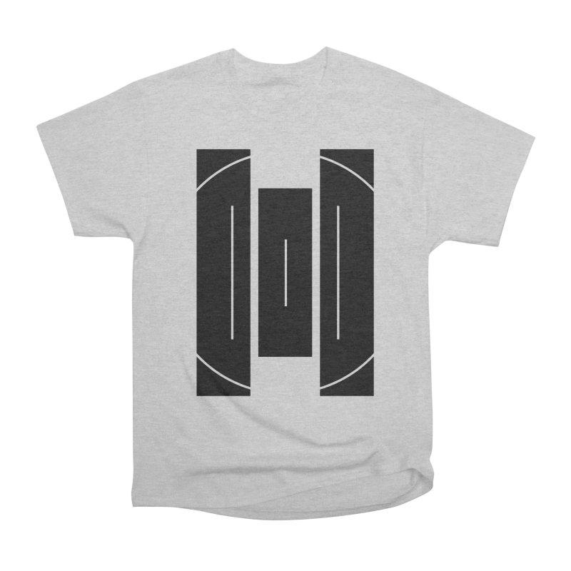 Macy McKinzie | BlackBar Men's Heavyweight T-Shirt by Macy McKinzie