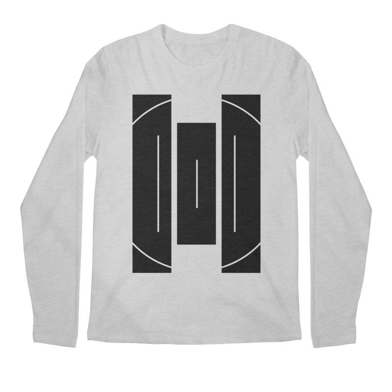 Macy McKinzie | BlackBar Men's Regular Longsleeve T-Shirt by Macy McKinzie
