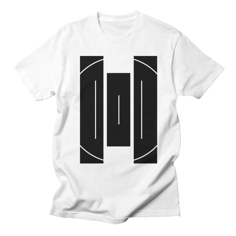 Macy McKinzie   BlackBar Men's Regular T-Shirt by Macy McKinzie