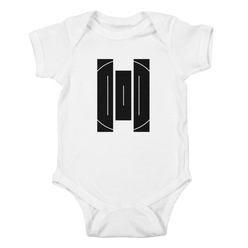 Macy McKinzie | BlackBar Kids Baby Bodysuit by Macy McKinzie
