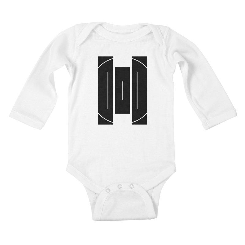 Macy McKinzie | BlackBar Kids Baby Longsleeve Bodysuit by Macy McKinzie