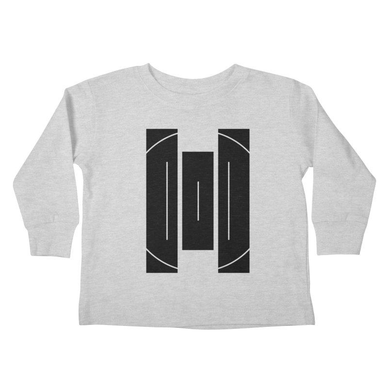 Macy McKinzie | BlackBar Kids Toddler Longsleeve T-Shirt by Macy McKinzie