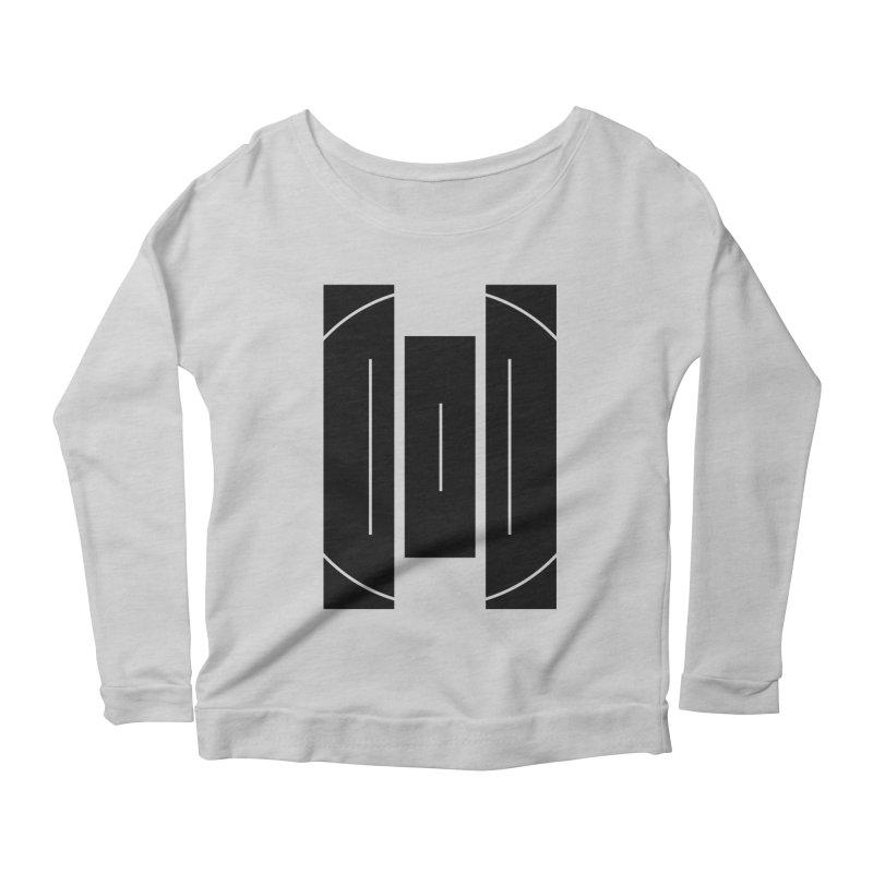 Macy McKinzie | BlackBar Women's Scoop Neck Longsleeve T-Shirt by Macy McKinzie