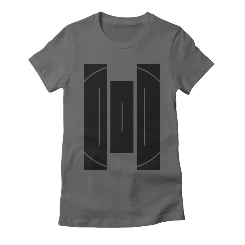 Macy McKinzie | BlackBar Women's Fitted T-Shirt by Macy McKinzie