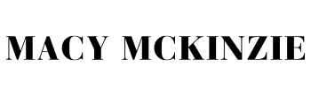 Macy McKinzie Logo