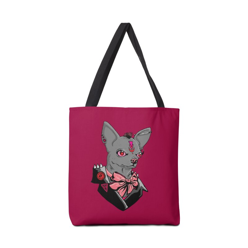 Sub-Nature: Bea Accessories Tote Bag Bag by madamewolfgang's Artist Shop