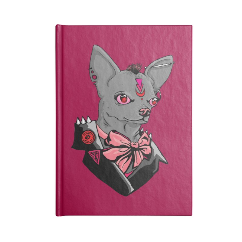 Sub-Nature: Bea Accessories Blank Journal Notebook by madamewolfgang's Artist Shop