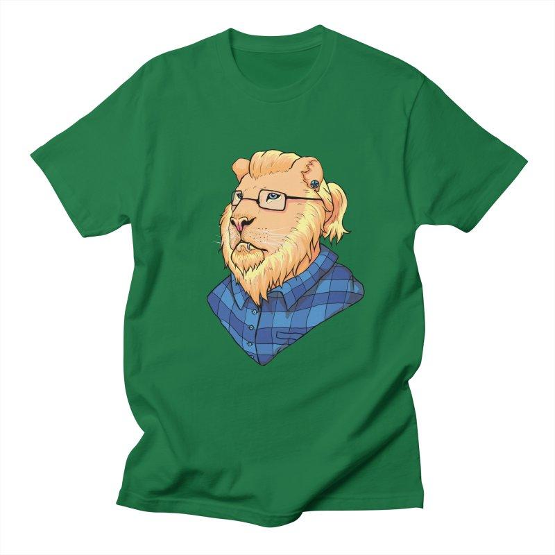 Sub-Nature :Everitt Men's Regular T-Shirt by madamewolfgang's Artist Shop