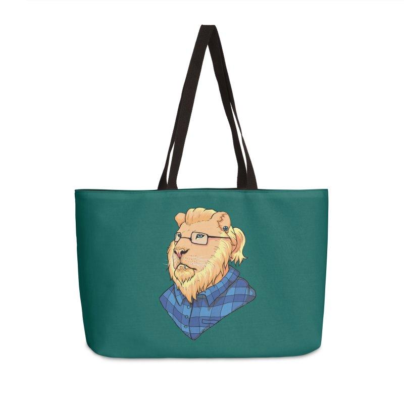 Sub-Nature :Everitt Accessories Weekender Bag Bag by madamewolfgang's Artist Shop