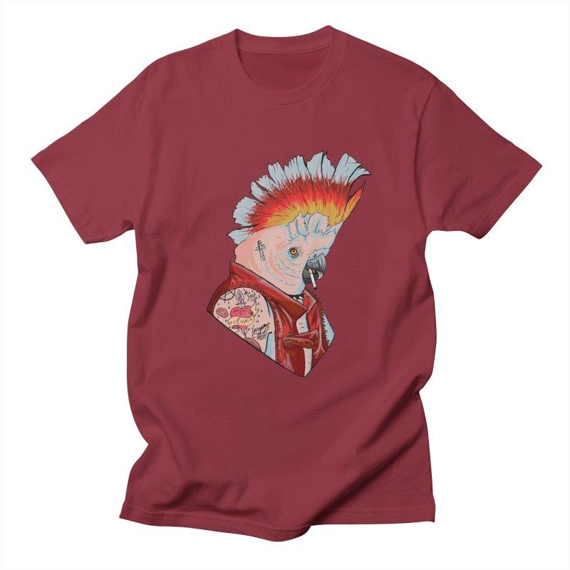 Sub- Nature: Ace Men's Regular T-Shirt by madamewolfgang's Artist Shop