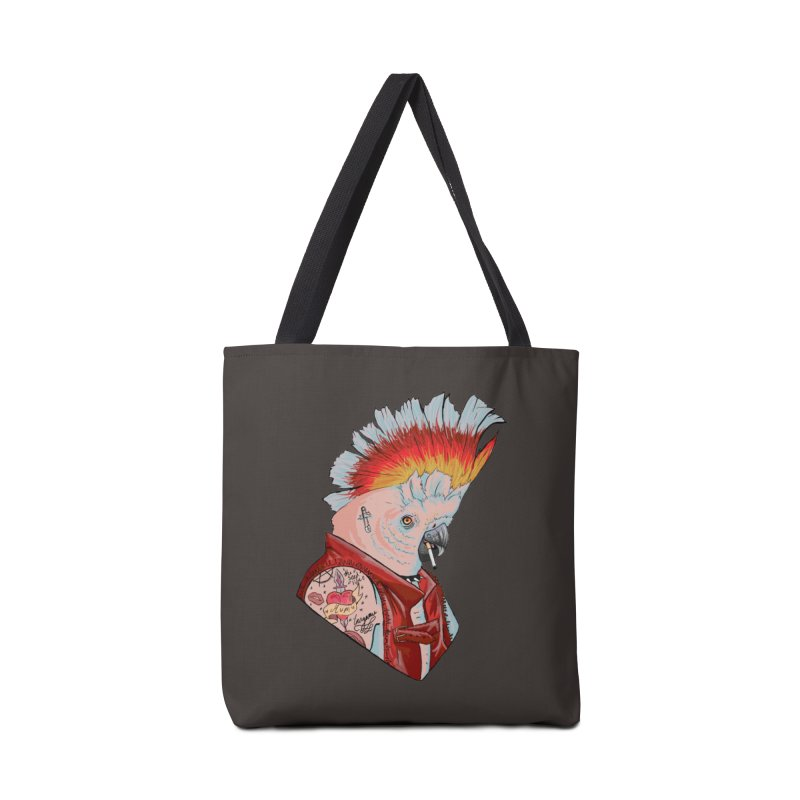 Sub- Nature: Ace Accessories Tote Bag Bag by madamewolfgang's Artist Shop