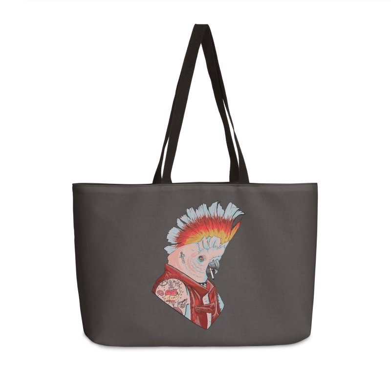 Sub- Nature: Ace Accessories Weekender Bag Bag by madamewolfgang's Artist Shop