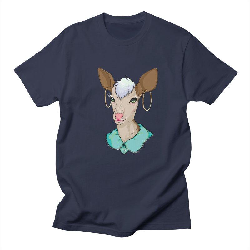 Sub-Nature: Tilly Men's Regular T-Shirt by madamewolfgang's Artist Shop