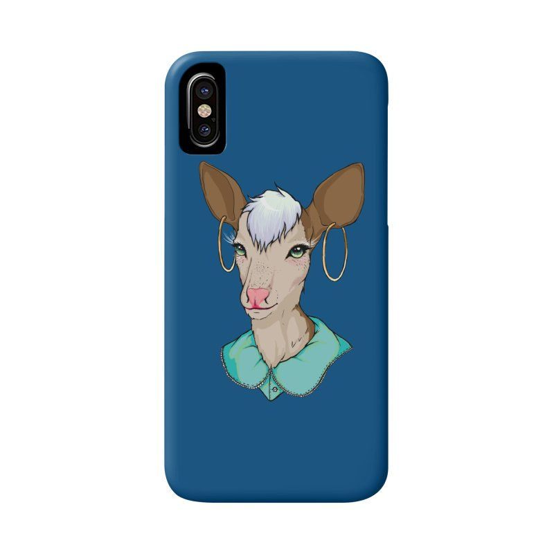 Sub-Nature: Tilly Accessories Phone Case by madamewolfgang's Artist Shop