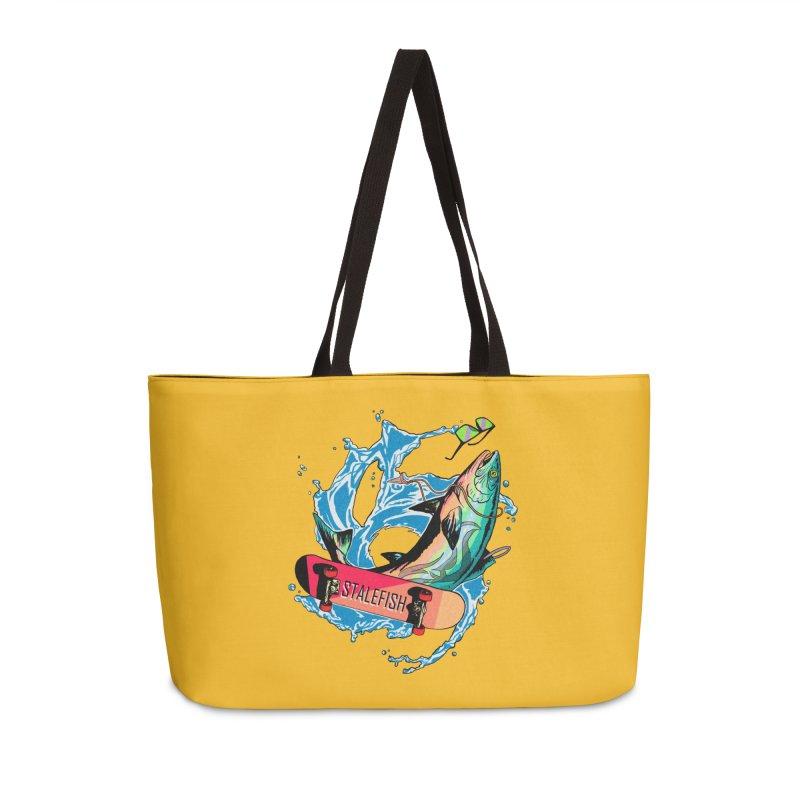 STALEFISH Accessories Weekender Bag Bag by madamewolfgang's Artist Shop
