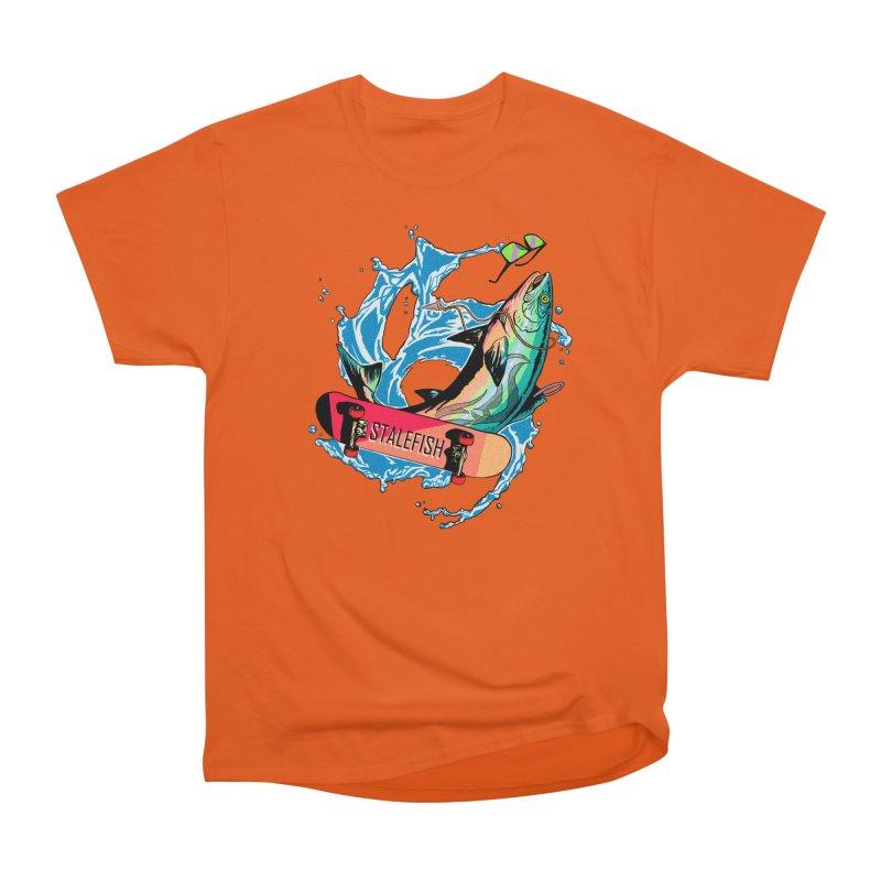 STALEFISH Women's Heavyweight Unisex T-Shirt by madamewolfgang's Artist Shop