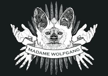 madamewolfgang's Artist Shop Logo