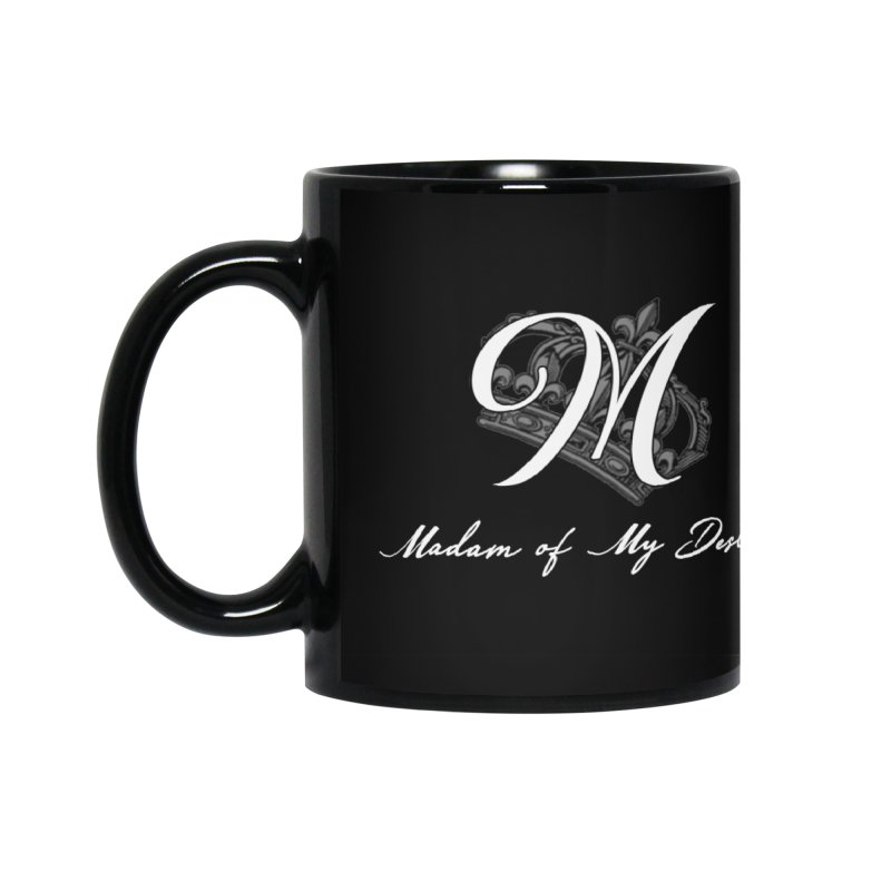 Mug - Black Accessories Mug by madammondestin's Artist Shop