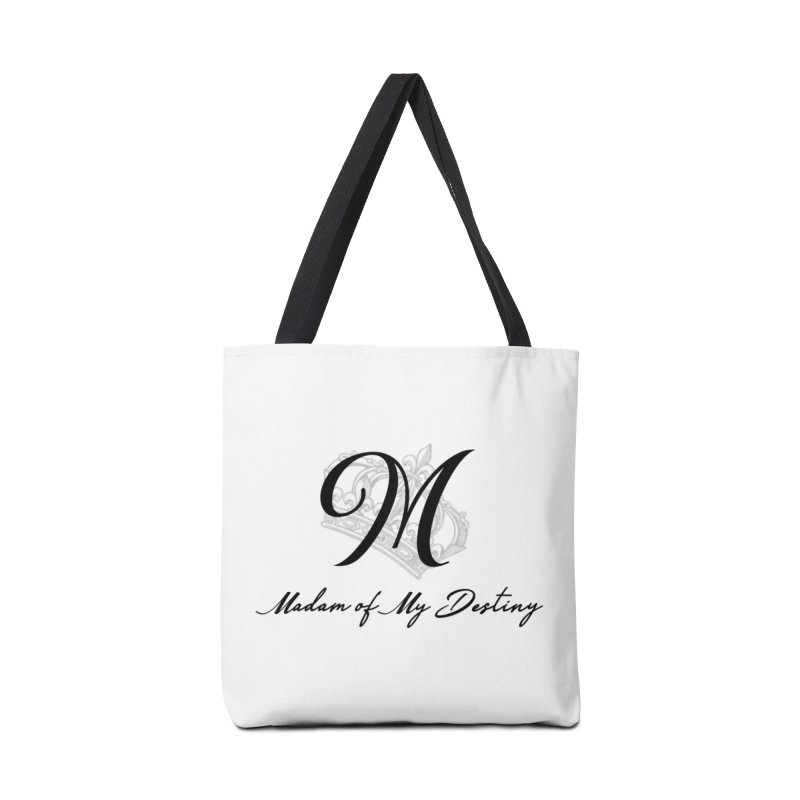 Tote Bag Accessories Bag by madammondestin's Artist Shop