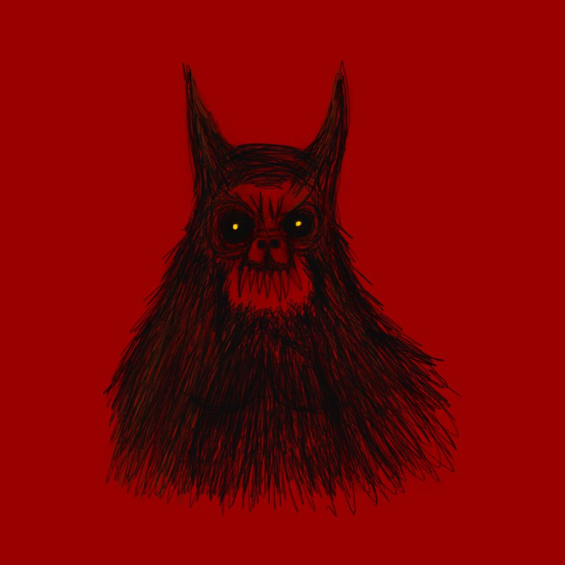 Werewolf by Madboy Illustrations Artist Shop